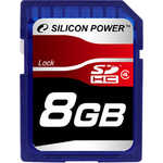 Silicon Power SP008GBSDH004V10