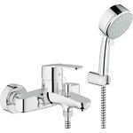 Grohe Eurostyle cosmopolitan 33592002  grohe eurostyle cosmopolitan 33637002 для ванны с душем