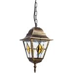 Купить Уличный подвесной светильник Artelamp A1015SO-1BN