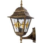 Купить Уличный настенный светильник Artelamp A1011AL-1BN