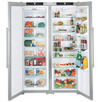 Холодильник Liebherr SBSes 7252 (SKes) 4210 + SGNes 3010)