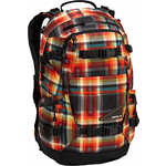 Рюкзак Burton Riders Pack 25L (280833)/Majestic Black Plaid (010)