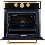 Купить Электрический духовой шкаф Kuppersberg RC 699 ANT Gold