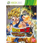 Игра для Xbox 360  Dragon Ball Z: Ultimate Tenkaichi (Xbox 360, английская версия)