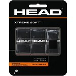 Купить Овергрип Head Xtreme Soft (285104), 3 шт, цвет черный