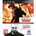 Игра для PS3  Tom Clancy's Splinter Cell: Double Agent and Ranbow 6 Vegas Compilation (PS3, английская версия)