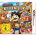 Игра для 3DS  Carnival Games Wild Wild West 3D (3DS, английская версия)