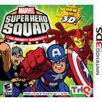 Игра для 3DS  Marvel Super Hero Squad: Infinity Gauntlet 2 (3DS, английская версия)