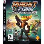 Игра для PS3  Ratchet and Clank: Tools of Destruction (PS3, английская версия)