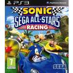 Игра для PS3  Sonic and SEGA All-Stars Racing (PS3, английская версия)