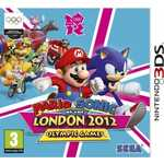 Игра для 3DS  Mario and Sonic at the London 2012 Olympic Games (3DS, английская версия)