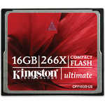 Kingston CF 16GB Ultimate 266X (CF/16GB-U2)
