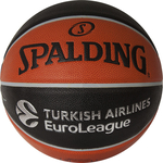 "Мяч баскетбольный Spalding TF-1000 Legacy Euroleague Offical Ball"" р.7, (74-538z)"