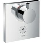 Купить Термостат для душа Hansgrohe Showerselect встроенный с запорным вентилем highflow (15761000)