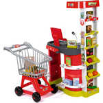 Супермаркет Smoby City Shop, 59х32х86 см 24187