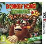 Игра для 3DS  Donkey Kong Country Returns (3DS, английская версия)