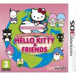 Игра для 3DS  Hello Kitty Around the World (3DS, английская версия)