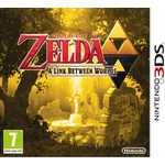 Игра для 3DS  Legend of Zelda: A Link Between Worlds (3DS, английская версия)