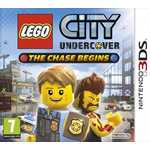 Игра для 3DS  LEGO City: Undercover - The Chase Begins (3DS, русская версия)