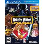 Игра для PS Vita  Angry Birds Star Wars (PS Vita, английская версия)