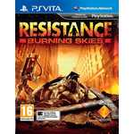 Игра для PS Vita  Resistance Burning Skies (PS Vita, английская версия)