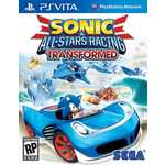 Игра для PS Vita  Sonic and All-Star Racing Transformed (PS Vita, английская версия)