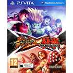 Игра для PS Vita  Street Fighter X Tekken (PS Vita, английская версия)