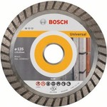 Диск алмазный Bosch 125х22.2мм Standard for Universal Turbo (2.608.602.394)