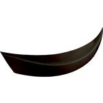 Купить Фронтальная панель Aquanet Jamaica 160 L черная (165312)