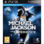 Игра для PS3  Move Michael Jackson The Experience Special Edition (PS3, английская версия)
