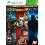 Игра для Xbox 360  2K Essential Collection (Bioshok / Borderlands / X-COM Enemy Unknown) (Xbox 360, английская версия)