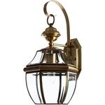 Купить Уличный настенный светильник Artelamp A7823AL-1AB