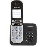 Радиотелефон Panasonic KX-TG6821RUB