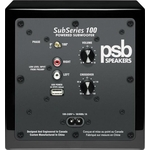 Сабвуфер PSB Subseries 100, gloss black