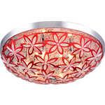 Купить Потолочный светильник Lucesolara 9018/6PL Red