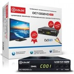 Тюнер DVB-T2 D-Color DC1002HD mini