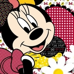 Фотообои Disney Edition 1 Minnie Mouse (1-472)