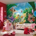 Фотообои Disney Edition 1 Fairies Meadow 368 х 254см.