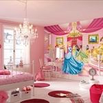 Фотообои Disney Edition 1 Princess Ballroom 368 х 254см.