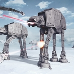 Фотообои Komar STAR WARS Battle of Hoth 368 х 254см. (8-481)