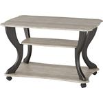 Калифорния мебель Маэстро СЖС-02 со стеклом дуб беленый/венге