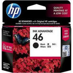 Картридж HP №46 Black Cartridge (CZ637AE)