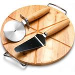 Купить Набор для пиццы из 3 предметов Mayer and Boch (МВ-23791)