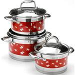 Купить Набор посуды из 6 предметов Mayer and Boch (МВ-24949)