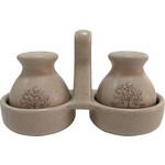 Купить Солонка и перечница Terracotta Дерево жизни (TLY011-TL-AL)