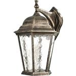 Купить Уличный настенный светильник Artelamp A1202AL-1BN