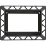 Купить Монтажная рамка для стеклянных панелей TECE TECEnow (9240647) чёрный
