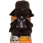 Купить Мягкая игрушка Disney Звездные войны Дарт Вейдер 30 см (1400615)