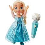 Disney Princess Эльза поющая с микрофоном (310780)