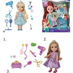 Игровой набор Disney Princess Стилист (757220)